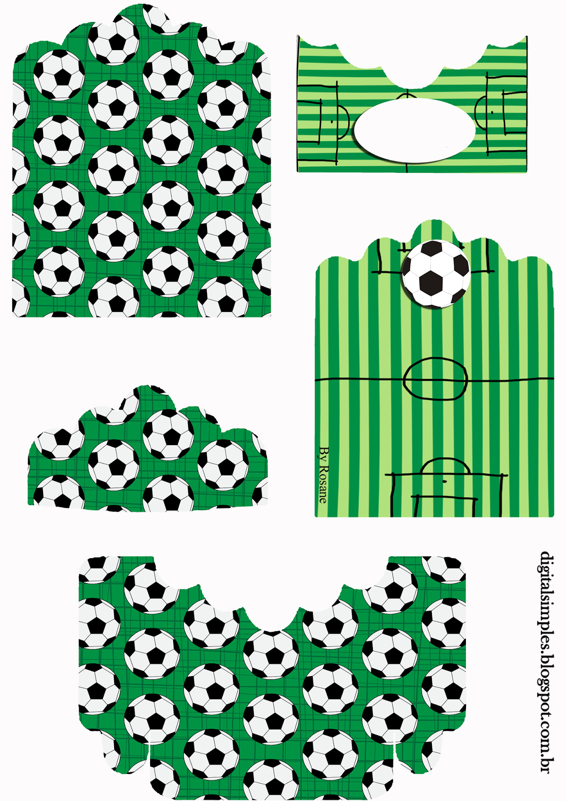 Soccer: Free Printable Candy Packages Support. | tortas de deportes ...
