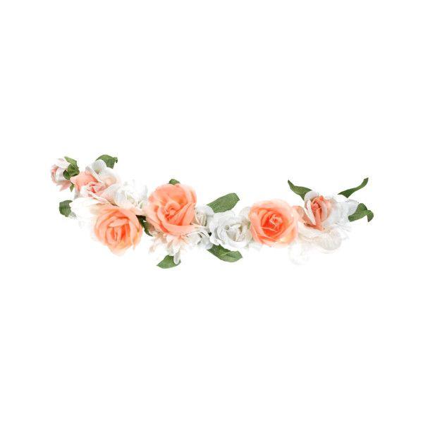 Tumblr Flower Crown Drawing Flower Hair Accessories Flower Crown