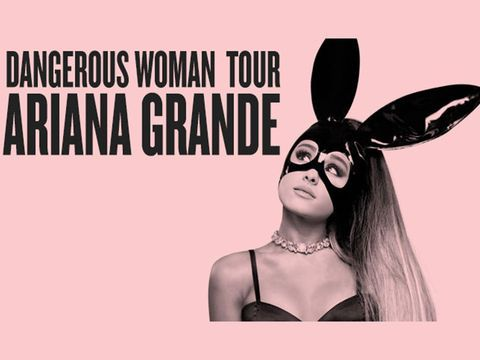Ariana Grande Is About To Begin Her Dangerous Woman Tour And In