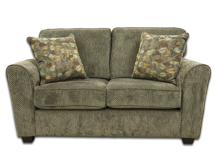 Stanton Sofa, Loveseat, Chair   Different Fabric Color And Contrast Pillows