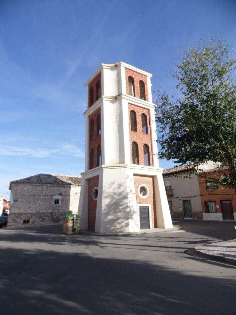 LA GUARDIA (Toledo). Antiguo Depósito de Agua.