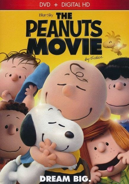 The Peanuts Movie, DVD | Gift Ideas for Molly & Merryn | Pinterest ...