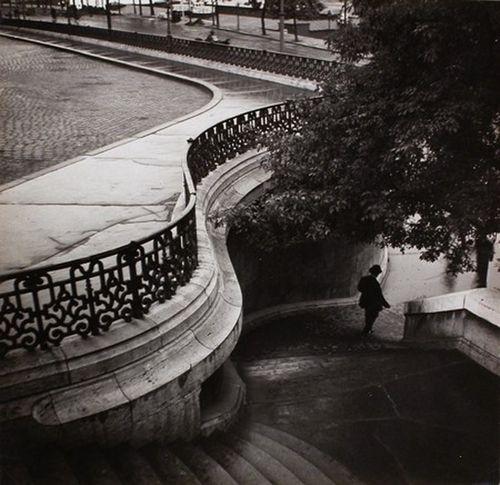 Haár Ferenc Dunapart. Budapest (1936)