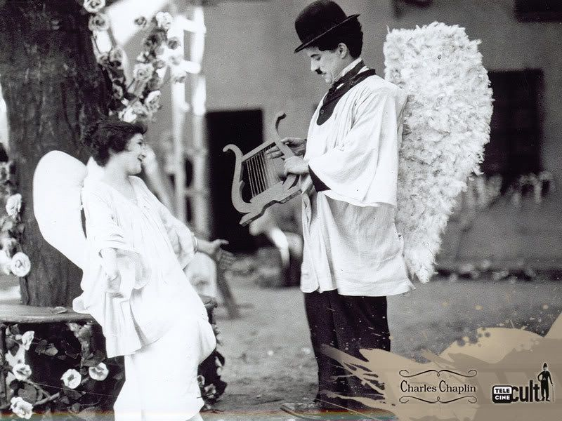 Image result for charlie chaplin angel the kid