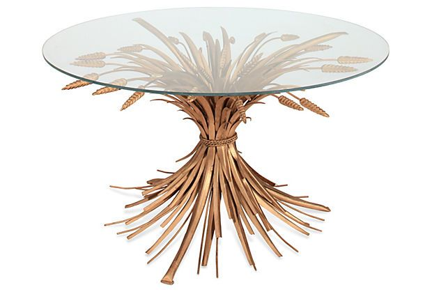 Coco Chanel-Style Coffee Table on OneKingsLane.com