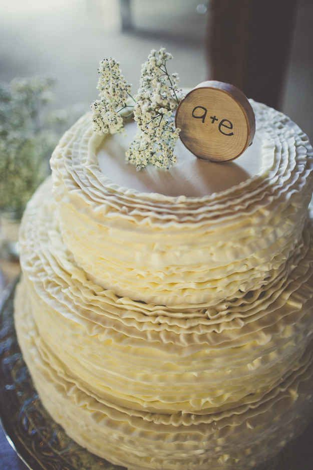 And enhance your wedding cake with a country themed cake topper ...