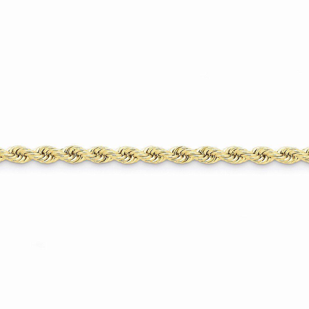 K mm handmade regular rope chain best quality free gift box