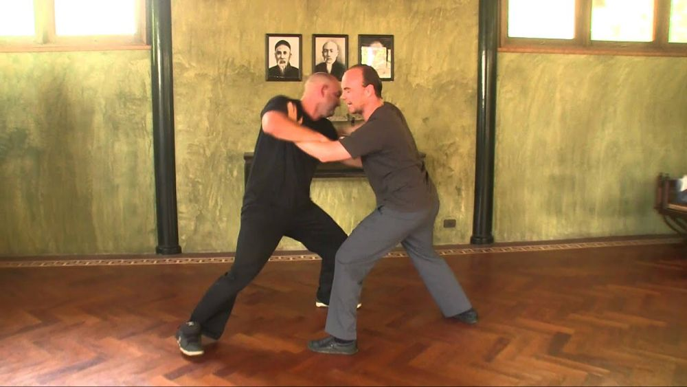 One inch punch part 2 - teaching moments with sifu Adam Mizner - YouTube | One inch punch. In this moment. One inch
