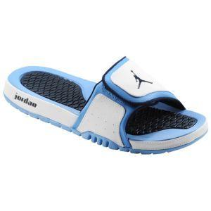 new arrival 4658e b27be Jordan Hydro II sandals Blue Sandals, Foot Locker, Mandals, Baby Blue, Nike