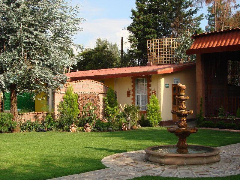 Imagen jardin ideas para el hogar pinterest for Ideas jardines exteriores