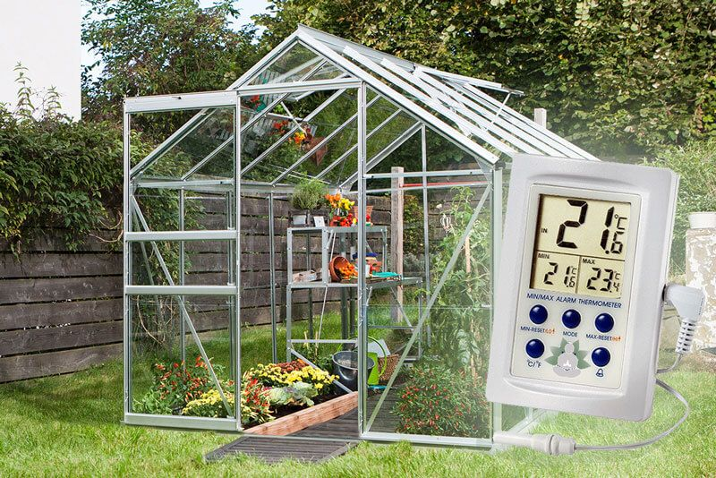 Greenhouse Temperature Control Guide