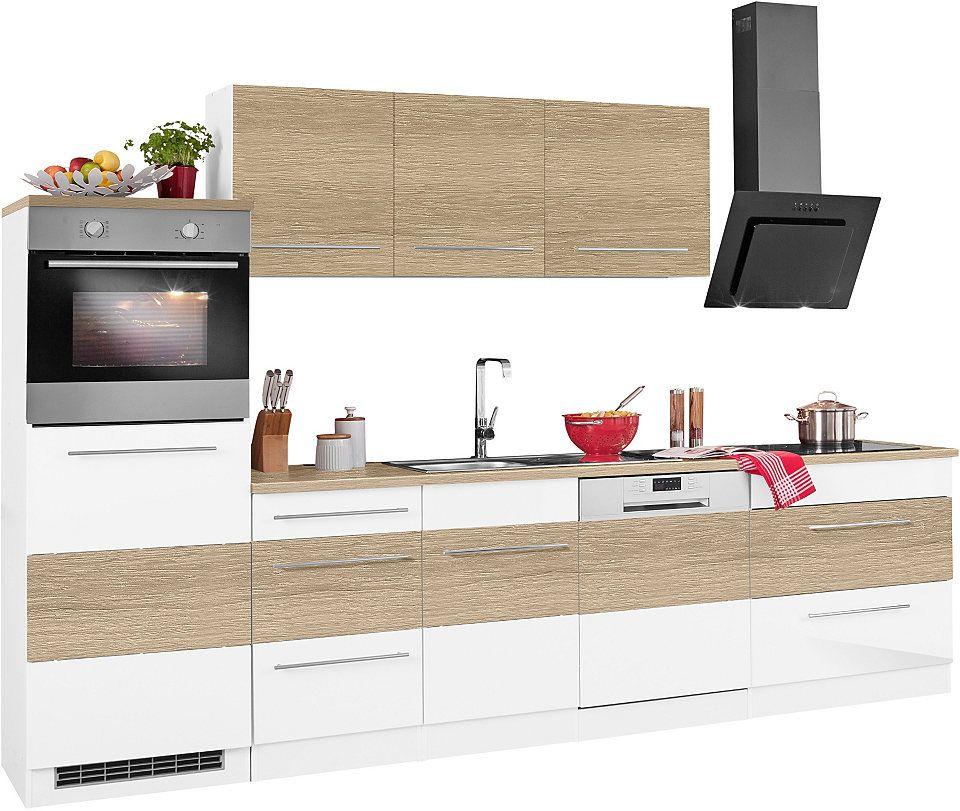 Held Möbel Küchenzeile Ohne E Geräte »Trient«, Breite 300 Cm Jetzt