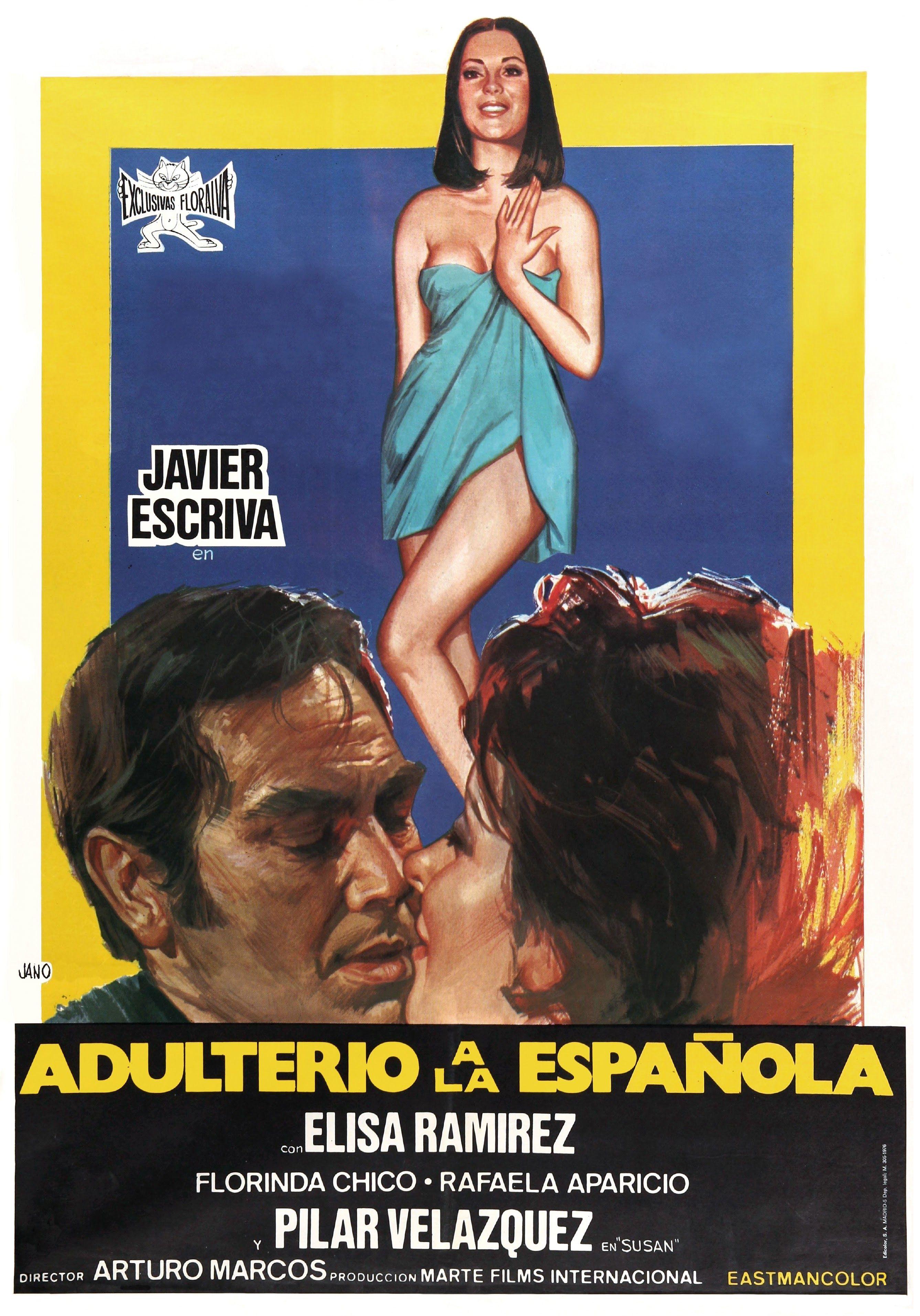 Adulterio Novela Videos Porno adulterio a la española | carteles de cine, español, clasico