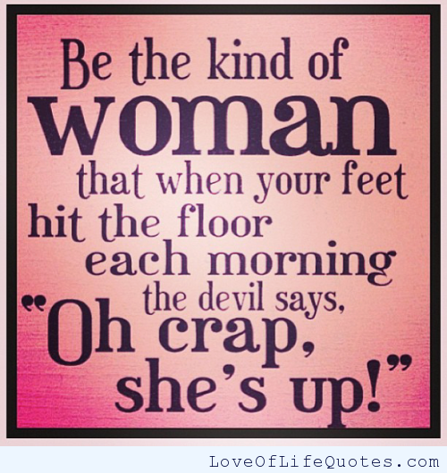 Quotes about Crazy Women (55 quotes)