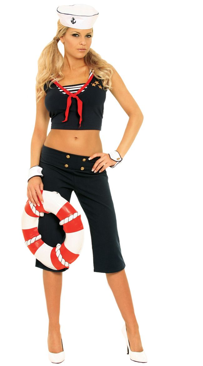 510970bfd simple...First Mate Sailor Costume