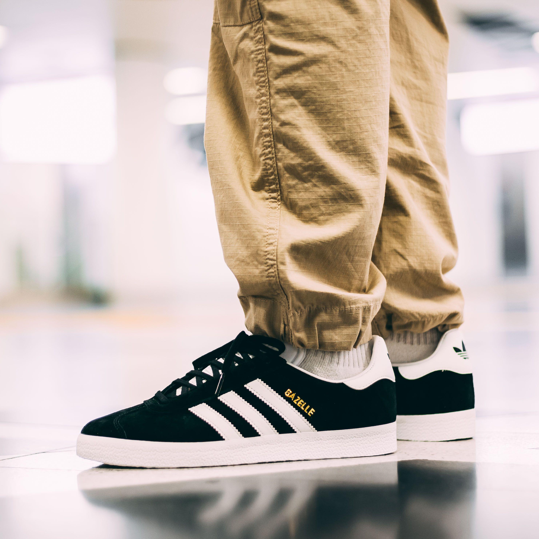 adidas Originals Gazelle Core Black | BB5476 | AFEW STORE
