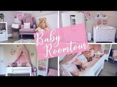 ROOMTOUR Babygirl - Möbel und Dekoration mit ganz viel Liebe