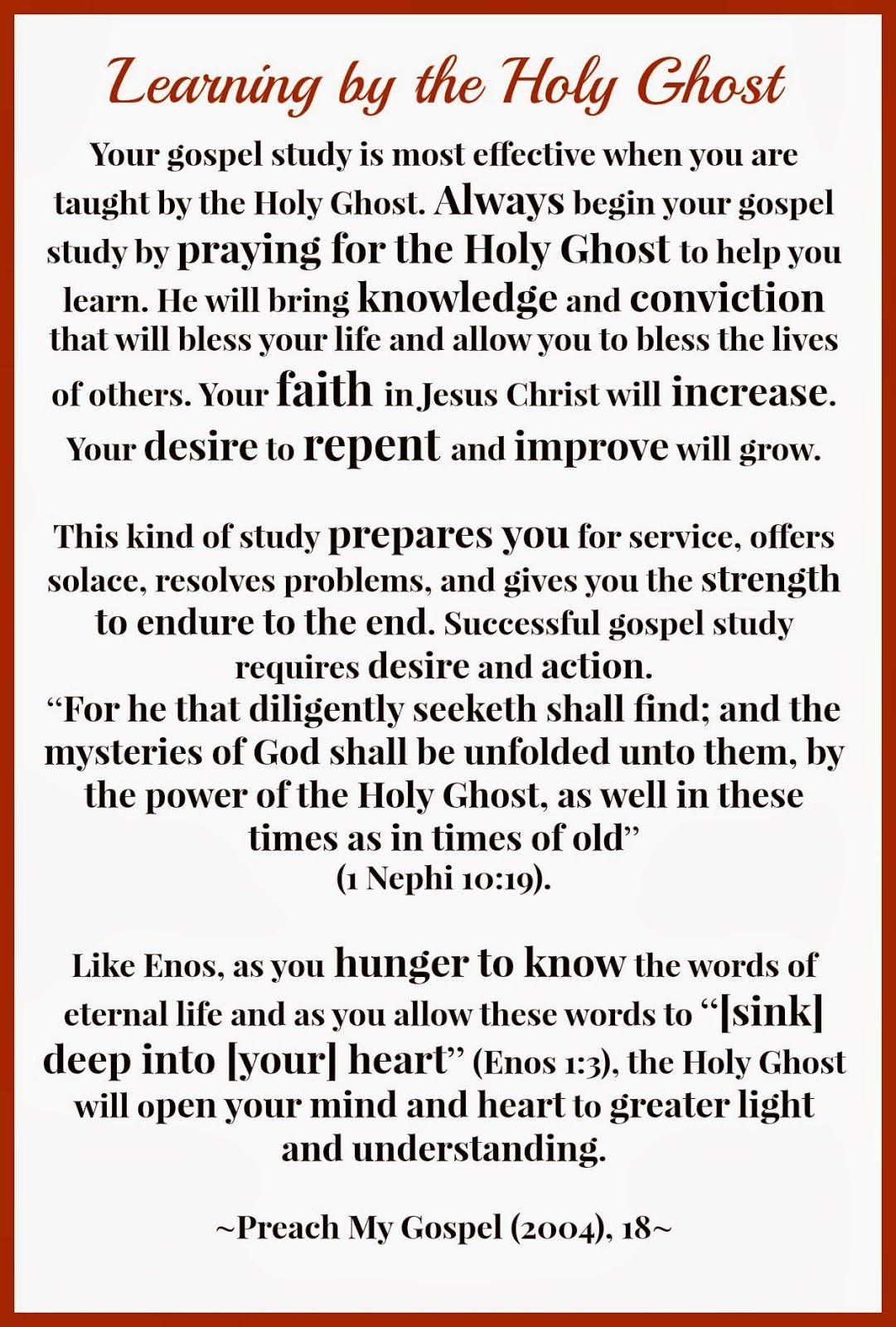 January Sunday School Handouts