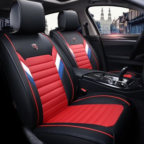 Cheap Car Seat Cover, Buy Quality Universal Car Seat Cover Directly From  China Seat Cover Suppliers: New PU Leather Auto Universal Car Seat Covers  For Honda ...