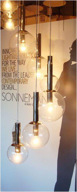 Bubbles 8 Light Pendant | Sonneman A Way Of Light At Lightology