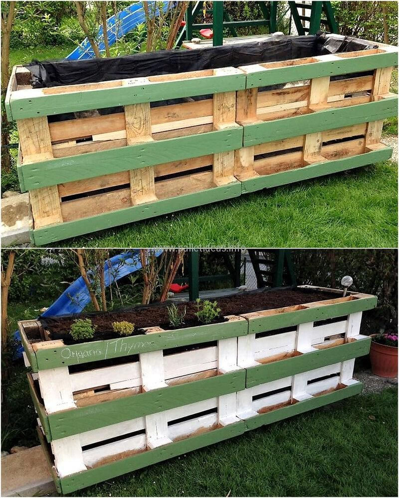 great ideas out of recycled wooden pallets pallet on extraordinary ideas for old used dumped pallets wood id=15244