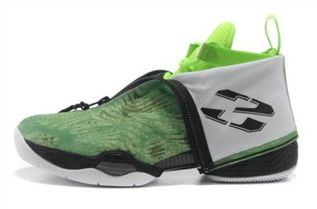 buy online a88ed 3711f Air Jordan 28 XX8 Electric Green Camo All Star Joker