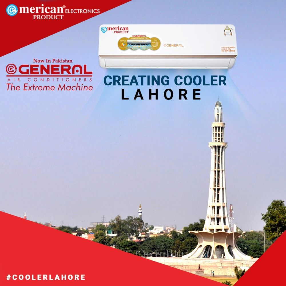 Want best air conditioner prices in Pakistan? Find General