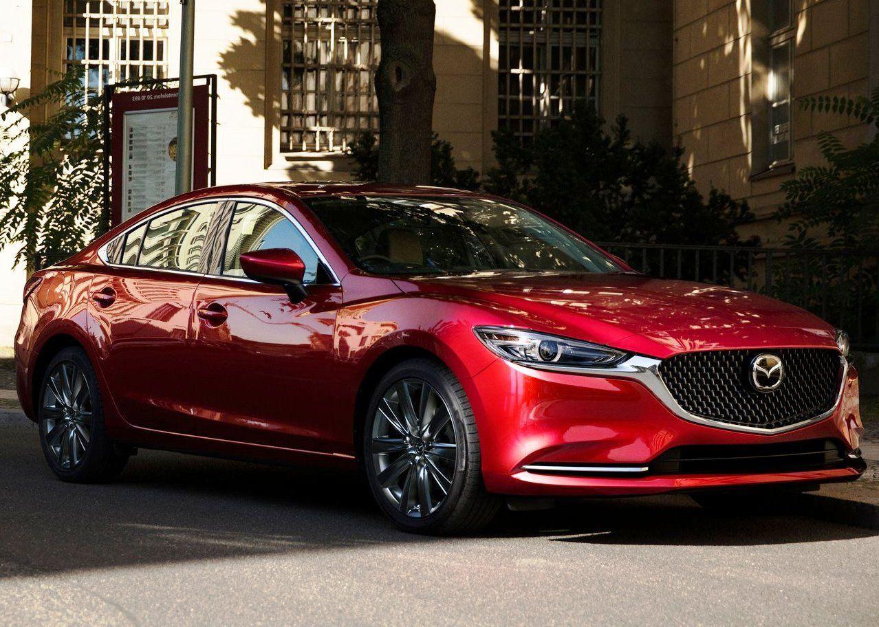 2020 Mazda 6 Turbo 0 60 Price, Design and Review Mazda 6