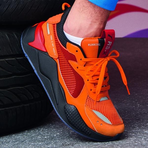 Puma x Hot Wheels RS-X Toys Camaro | 43einhalb Sneaker Store ...
