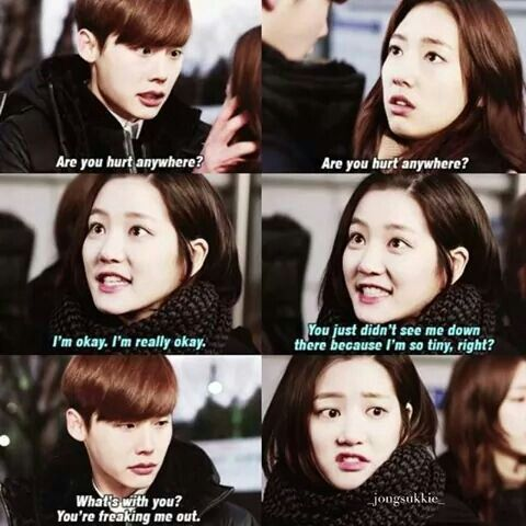This was so funny/annoying because this girl really thought that he liked her and I was like NOOOOO HE DOESN'T! - Pinocchio