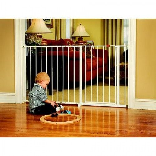 Baby Gate Dog Kennel Door Child Safety Stair Protector Security Block  Barrier #Regalo