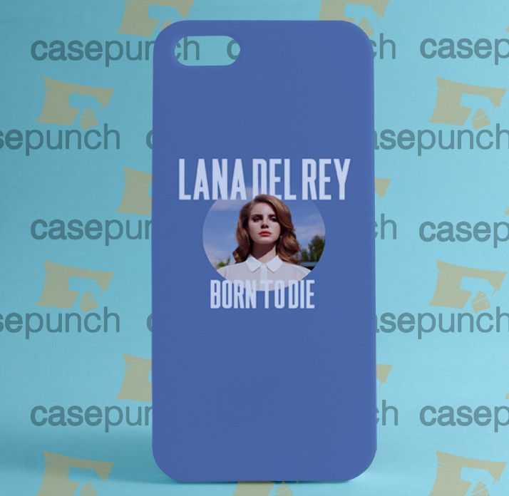 Mz5-lana Del Rey Born To Die American Art For Iphone 6 6 Plus 5 5s Galaxy S5 S5 Mini S4 & Other Smartphone Hard Back Case Cover