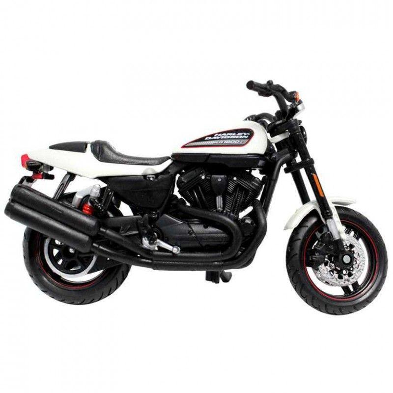 Moto Miniatura Harley Davidson XR 1200X 1:18 - Maisto