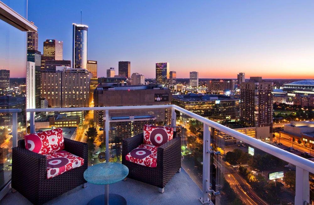 Atlanta Condos W Residences Atlanta Downtown ATL