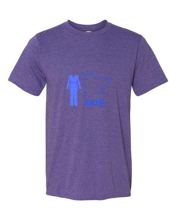 Hillary 2016 Minnesota T Shirt