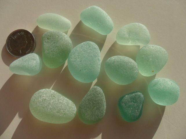 English Sea Glass - Aqua £3.50
