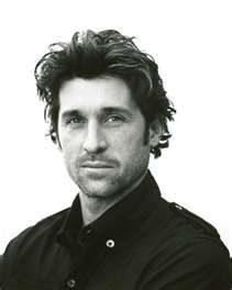 patrick dempsey - this guy gets hotter every year.