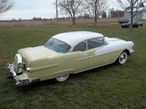 '56 Pontiac 2 Door