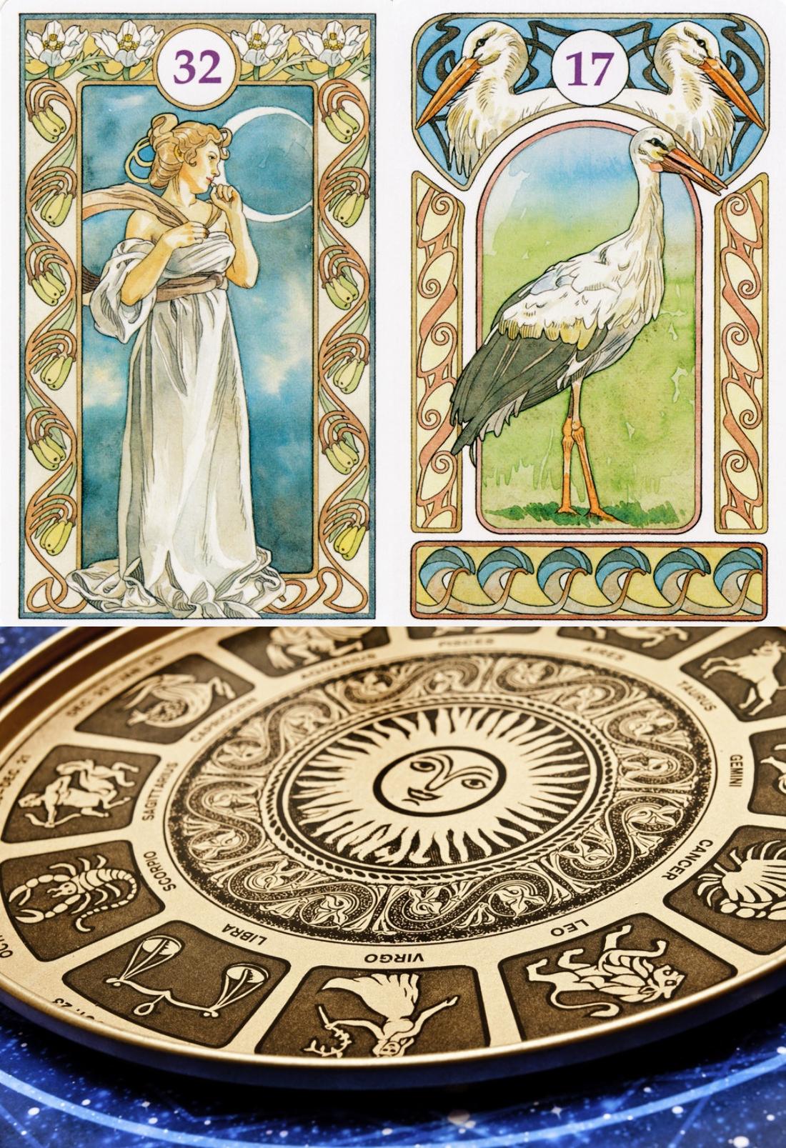 french cartomancy lenormand, list of tarot cards and lenormand tarot
