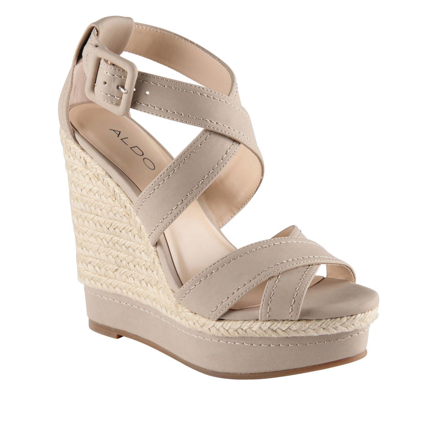 9eda989722e4 Aldo Women s Ferralla Wedge Sandal