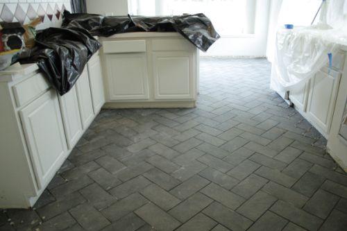 For The Love Of Herringbone Dwell Flooring Tiles