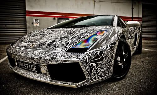 The Best Lambo Ever Made