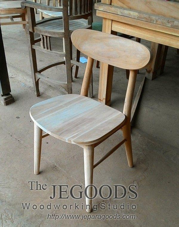 Scandinavian Retro Chair Jepara Goods Woodworking Studio Indonesia Furniture Exporter Scandinavia Retro Modern
