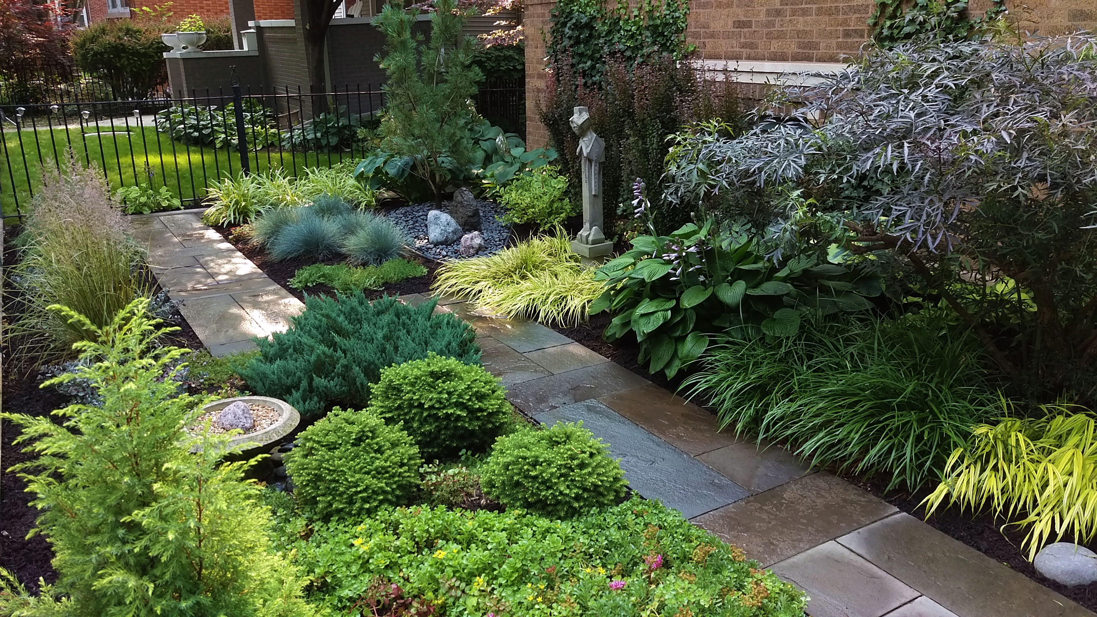 Best Landscape Design Honorable Mention Pam Matthews Garden