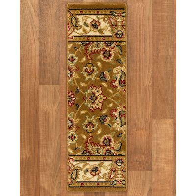 Best Natural Area Rugs Enzo Classic Persian Stair Tread 400 x 300