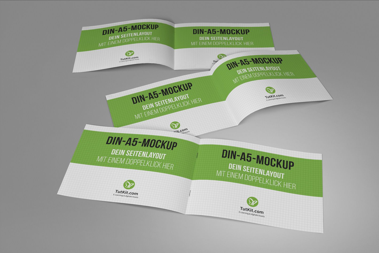 Download Free Mockup Din Lang Quer Yellowimages