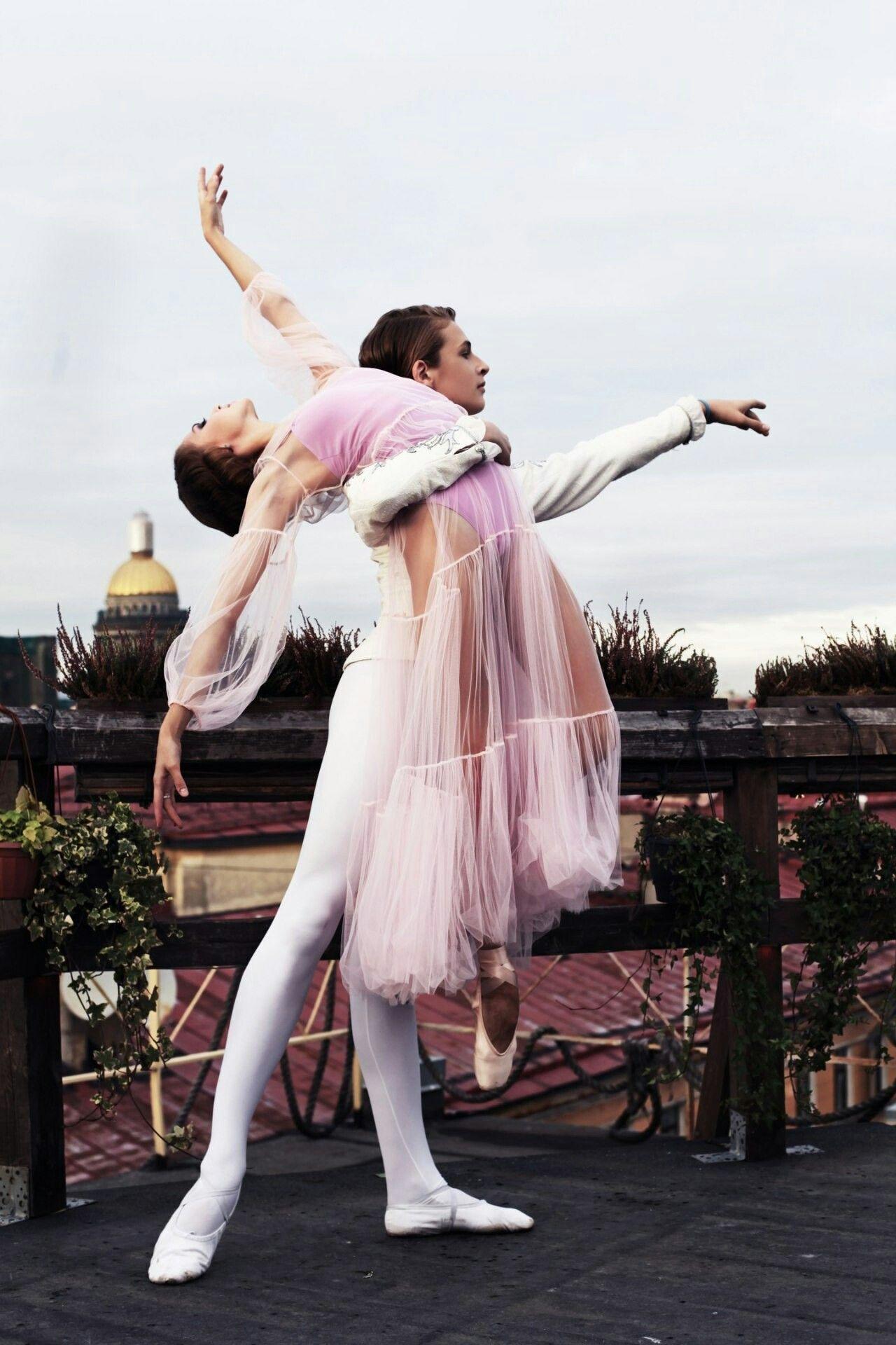 Beautiful pictures of Russian ballerinas Irina Yakovleva
