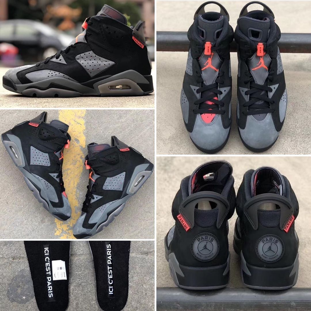Sneaker Bar Detroit On Instagram Who S Looking Forward To Copping The Psg Air Jordan 6s In July For The Latest Details He Air Jordans Sneaker Bar Sneakers