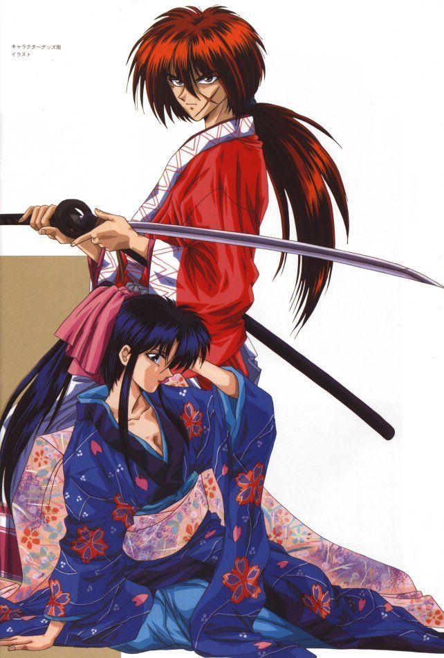 Rorouni Kenshin Seasons 13 to the Meiji Era