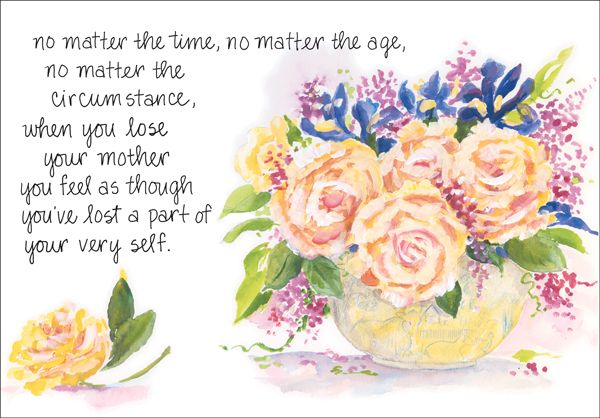 Sympathy Quotes For Loss Of Mother | Loss Of Mother Quotes Images S4236 Loss Of Mother Sympathy Cards